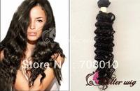 Highest quality 100% virgin hair peruvian deep curly hair