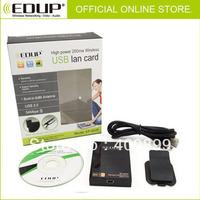 Wholesale!WiFi  USB 54M Lan Card high power 200mw Wireless Adapter antenna built-in