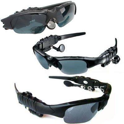 Sport Sun glasses Headset 2GB Sunglasses Mp3 Player Free shipping!!(China (Mainland))