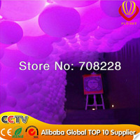 200pcs for retail led balloon light for wedding