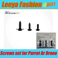 Free shipping Original Official AR.Drone Screws set for Parrot AR Drone Quadricopter