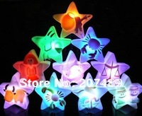 Wholesale retail 12 zodiac constellation environmental star lighting Lamp lovely cute lion Leo night light seven colors