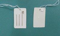 Free Shipping 500pcs Label Tie price Tag Jewellery Display 14mmX26mm LA8