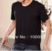 Free Shipping Bamboo T-shirts , Eco-friendly Bamboo Fiber Clothing