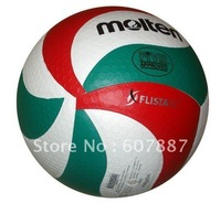 free shipping Volleyball PU Soft Touch Offical Size -NEW VSM5000, 8panels volleyball