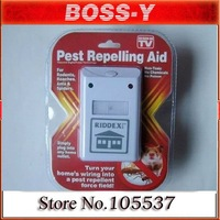 As Seen On TV free shipping Riddex Pest Repeller Aid Electronic Control, 50 pcs / lot ,Retail packaging