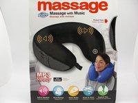 Free shipping!massage with music ,massage pillow,neck massage,body massage,Multi-function Massage