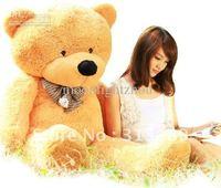 baby toy girl boy toy bear Plush toys children Teddy bear baby big bear 1.6 m   0301 B
