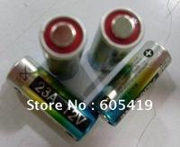 2500pcs/Lot,12V 23A .A23 Alkaline battery(for door bell, remote control...)