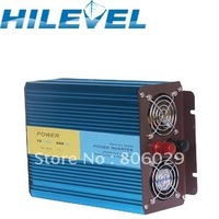 600W Pure Sine Wave Power Inverter DC12V  AC 220V Free Shipping
