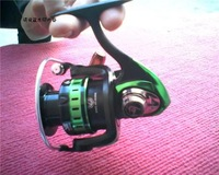 WD3000 9+1BB free shipping 4pcs/lot stainless steel fishing reel