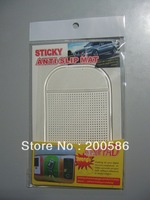 Powerful Magic Sticky Pad Anti-Slip Non Slip Mat for Phone PDA MP3 MP4 Car Free Shipping asm1000pcs