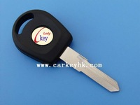 VW key, Jetta transponder car key with T5 chip