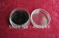 Free shipping, high quality pure hand made 100% natural mink fur individual / single eyelash extension, 10bags/lot