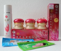 100% Original ~~~~Yiqi Beauty Whitening Red Cover Set~fast shipping-Promotional Price