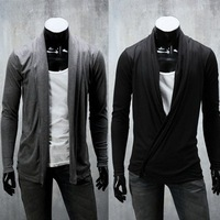 Free Shipping Men's Sweater Cardigans Knitwear Slim Casual Sweater 6364