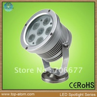 Outside landscape lighting DC24V 18w for outdoor use with IP65 rating