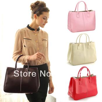 Ladies' PU shoulder bag Fashionable handbag wholesale and retail 3101