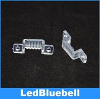 Silicon clip for fixing led strip 10mm,wholesale 50pcs/1 lot