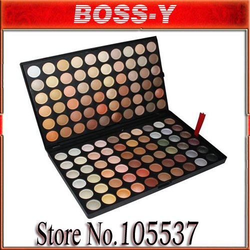 120 Full Color Eyeshadow Palette 4# free shipping MOQ 1box best price .drop ship(China (Mainland))