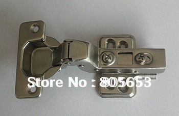 Guaranteed 100%, Four Hole Hydraulic Cabinet Hinge E302 + Free Shipping