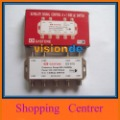 Freeshipping 5PCS/LOT 182# GS-81S 8 in 1 DiSEqC Switch Satellites FTA TV LNB Switch