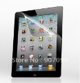 1000 pcs/lot Free EMS DHL UPS Shipping For iPad2 Clear Screen Protector Film Cover Protector Screen Guard  For ipad 2 NHe