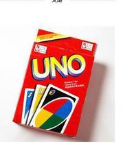 Factory sales UNO Card Game Playing Card Family Fun 1pcs(China (Mainland))
