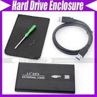 USB 3.0 2.5 SATA Serial ATA HDD/HD Hard Drive Enclosure@1427