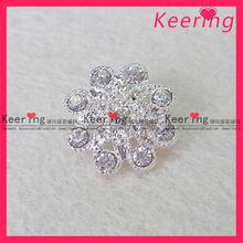 popular crystal rhinestone button