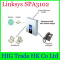 Unlocked LINKSYS SPA3102 VOIP GATEWAY ROUTER 1FXO .1 FXS, Welcome Wholesale and Retail