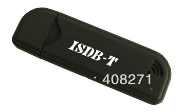 One segment Usb Isdb-t usb tv tuner Stick/ TV Digital Tuner Receiver Dongle TV Box