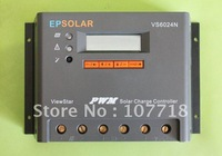 solar controller with LCD Display , Programmable parameter