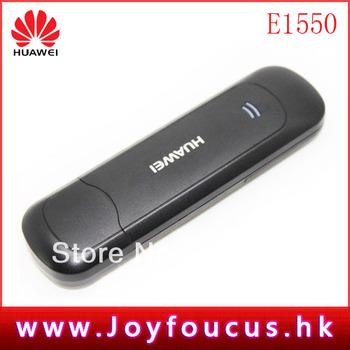 Freeshipping by DHL/EMS  Wirless HSDPA USB 3G Modem Huawei E1550 Wcdma