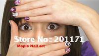Moving nail salon Nail printer, fashion nail printer,Diy nail art,10 inches touch screen