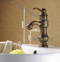 antique brass faucet,antique faucet,archaized faucet,basin faucet,free shipping,promotion,top quality