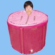 Plastic bathtub for adult (70cmx70cm)