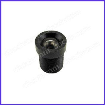 "5x 1/3"" F2.0 6mm Manual Focus MTV Board Lens For CCTV Security Camera"