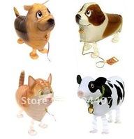 freeshipping walking pet balloon,pet balloon,walking balloon,walking animal balloon