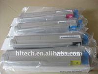 HOT Selling ! Compatible OKI C910  Color Toner Cartridge  BK/M/C//Y 4pcs/Lot
