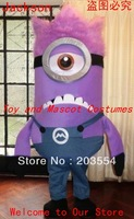New special Minions Mascot character despicable me costume