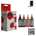 Free Shipping Universal 4 Color+100ml Dye Ink For Canon,Canon Premium Dye Ink,ink,General Canon inkjet printer ink all models