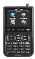 SATLINK WS6908 digital satellite TV signal receiver finder meter, free shipping