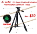 Free shipping Pan head Style YUNTENG Professional Tripod Just $30 for any digital Camera include bag 107163 vct-680