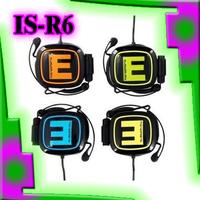 Senic(Somic)IS-R6 Fashion Street headphone/earphone for MP3 hot music headset Fast & Free Shipping