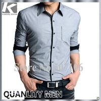 man's shirt, business shirt in stock, dress shirt, cotton shirt M, L, XL, XXL support drop ship