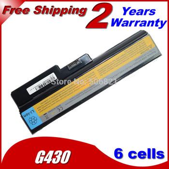 Laptop Battery for IBM Lenovo 3000 G455 For Lenovo N500 G550 IdeaPad G430 V460 Z360 B460 V460D L08S6Y02 L08S6D02 L08S6C02
