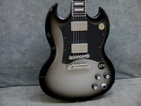 free shipping new arrival 2008 SG ROBOT SilverBurst Limited Edition Electric Guitar