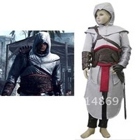 Assassins Creed Altair Costume XXS-4XL