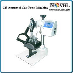 Free Shipping Economic Cap Heat Press Machine, Hat Heat Transfer(China (Mainland))